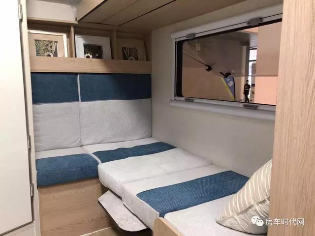 康派斯CS05大概是我见过布局最舒适的越野拖挂房车了!